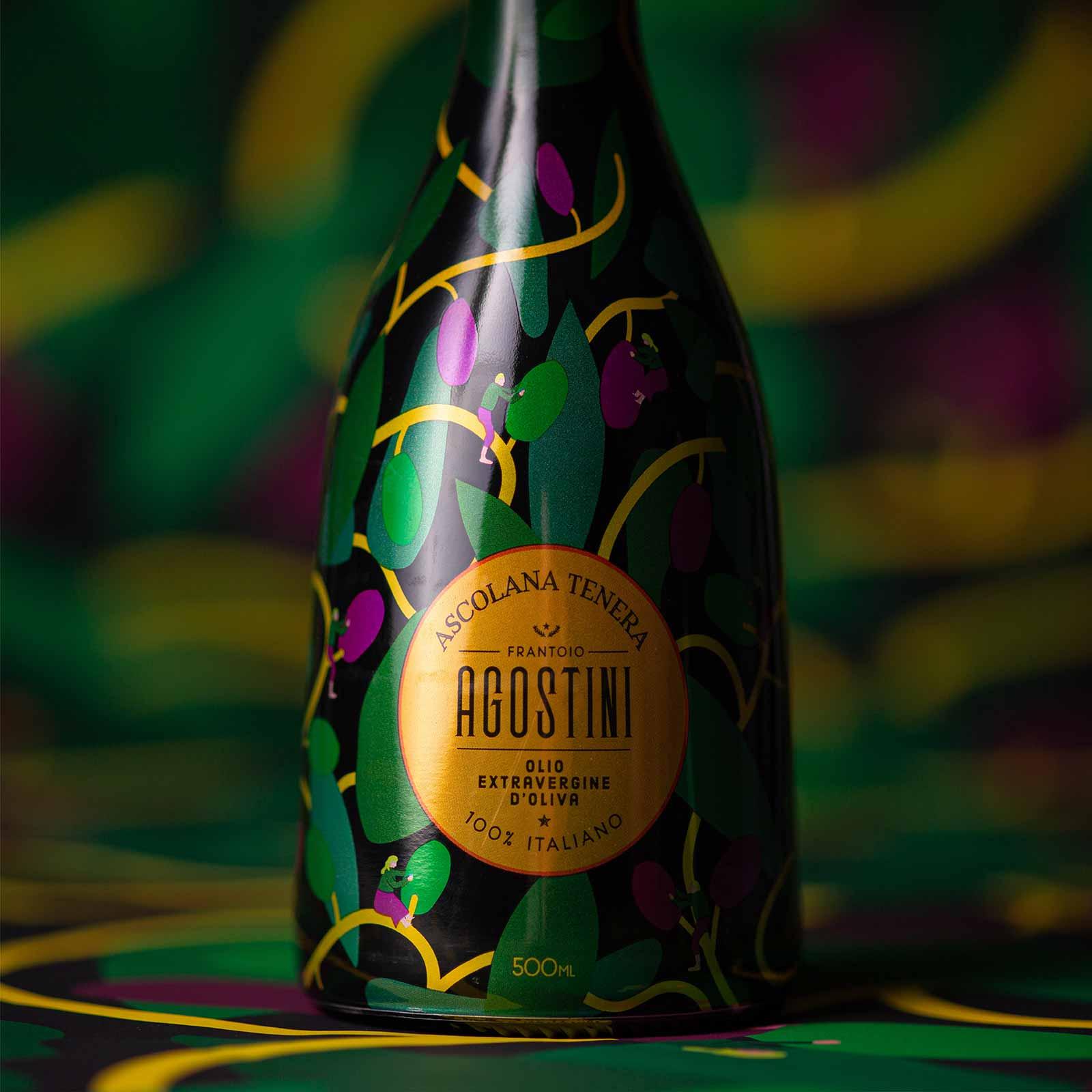 Dispenser - Packaging - Frantoio Agostini Hurticinum